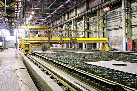 Workshop of machinery plant Stock Photo - 11748574