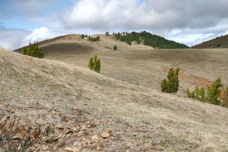 serbia landscape: Mountain landscape in Serbia