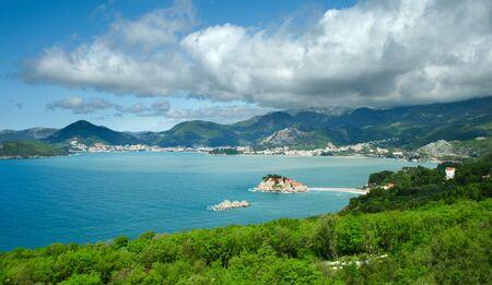 island in Montenegro photo