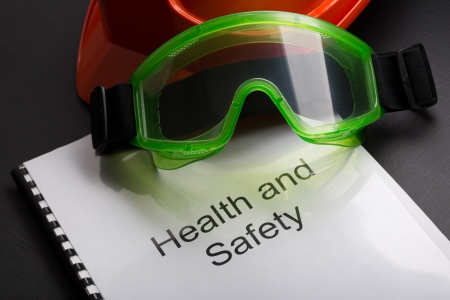 Register with goggles and helmet photo