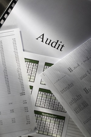 Operating budget, calendar and audit photo