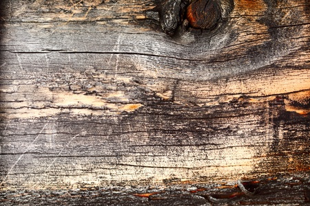 Wooden cracked textured material background photo