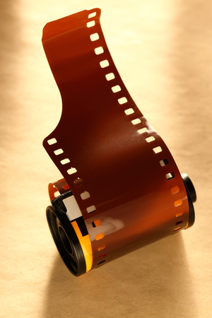 New film for color prints photo