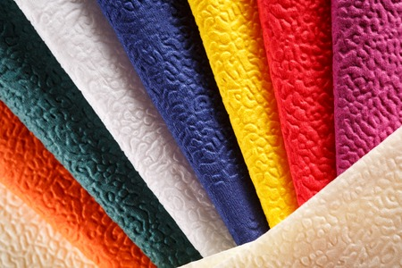 serwetki: Collection of new colorful paper table napkins