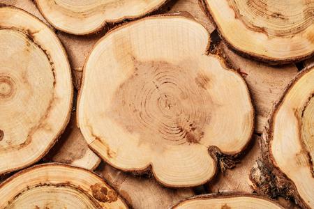 trivet: Wooden trivet for hot pan or teapot Stock Photo