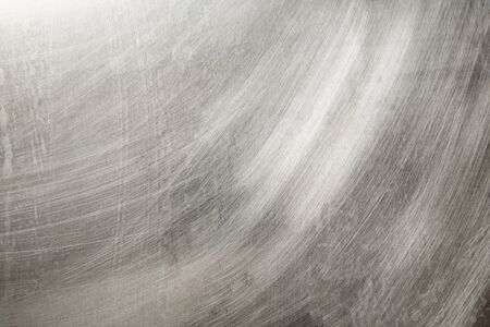 shiny background: Steel grey scratchy background pattern in closeup