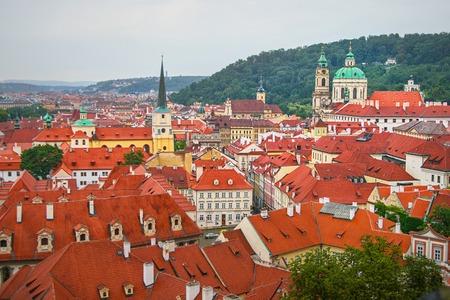 Prague Old Town Czech Republic Stok Fotoğraf