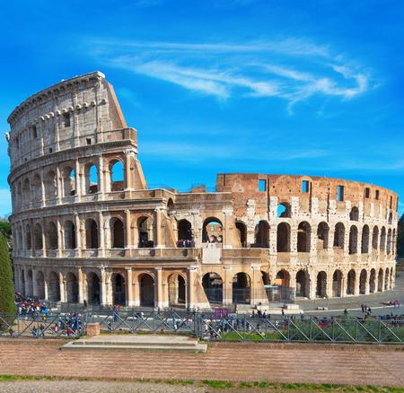 Roman Colosseum, Rome, Italy Stok Fotoğraf - 120508690