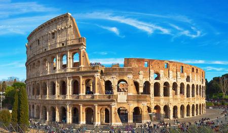 Roman Colosseum, Rome, Italy Stok Fotoğraf - 120508692