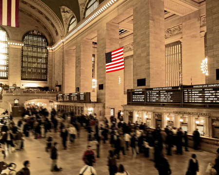 Grand central station in New York City Stock Photo - 886898