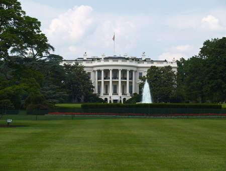 veto: The Whitehouse in Washington DC