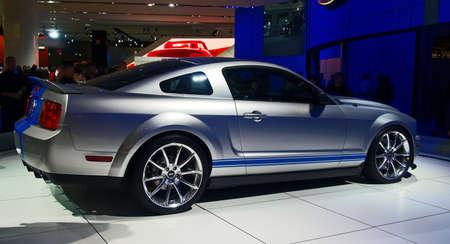 International Auto Show - 2007 in NYC Stock Photo