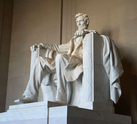 The Lincoln Memorial in Washington DC Stock Photo - 912296