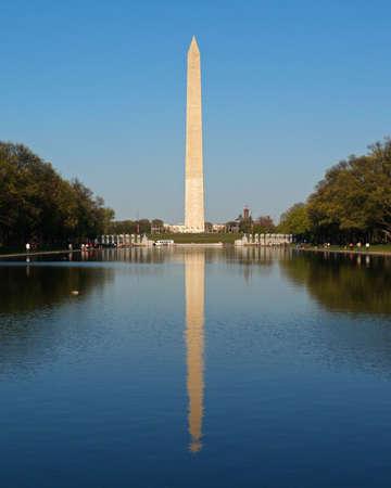 national landmark: Il Monumento a Washington a Washington DC