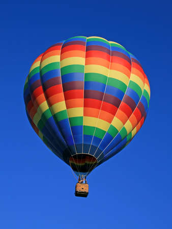 A balloon festival in New Jersey USA Stock Photo