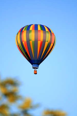 A balloon festival in New Jersey USA Banco de Imagens