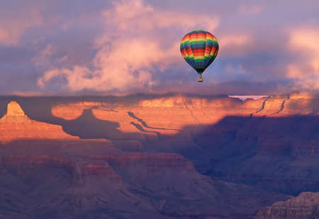 Grand Canyon National Park in Arizona USA photo