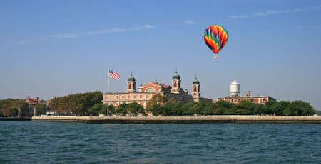 Ellis Island, New York City Stock Photo - 1842830
