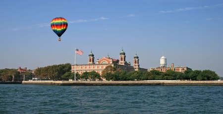 Ellis Island, New York City Stock Photo - 1842829