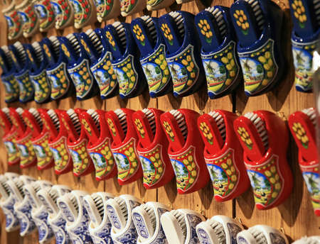 dutch: The famous Dutch wooden shoes for sale