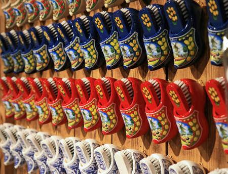 dutch: The famous Dutch wooden shoes for sale