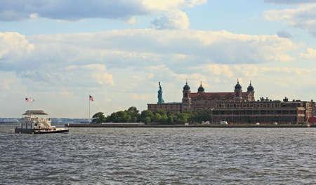 ellis: The Immigration Museum on Ellis Island New York Harbor