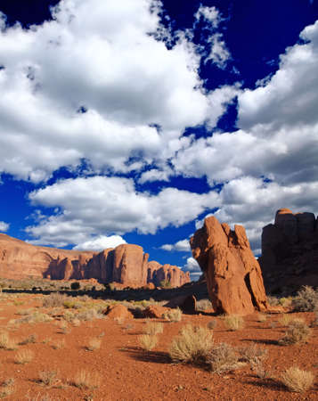 tribal park: The Monument Valley Navajo Tribal Park in Utah