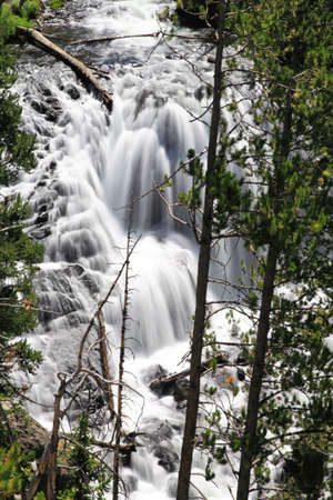 kepler: The Kepler Cascades in the Yellowstone National Park