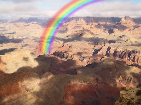 rock strata: The Grand Canyon National Park in Arizona US