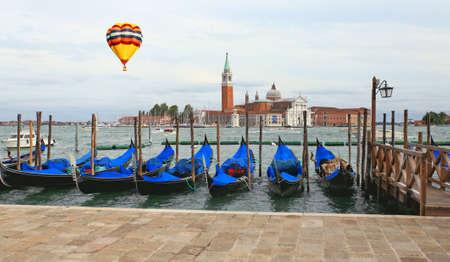 The San Giorgio Maggiore Church in Venice Italy photo