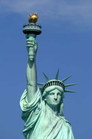 statue of liberty: The Statue of Liberty, New York City