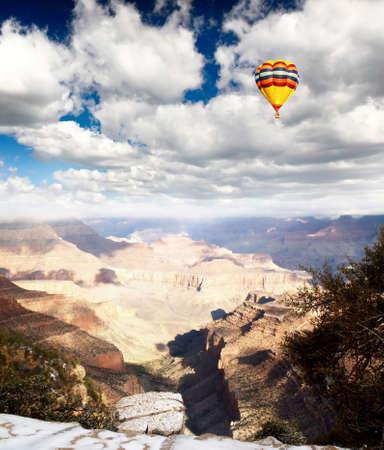 Grand Canyon National Park in Arizona, USA    Stock fotó