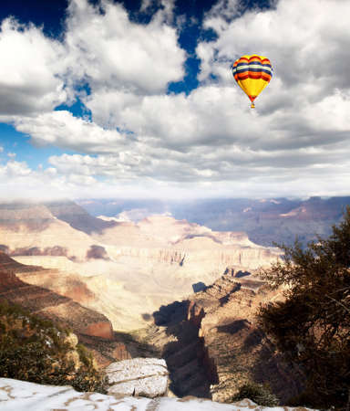 Grand Canyon National Park in Arizona, USA Stock fotó - 4909576