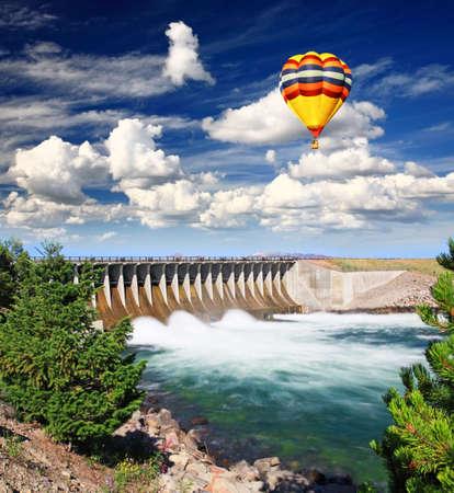teton: Il Grand Teton National Park, Stati Uniti d'America Archivio Fotografico