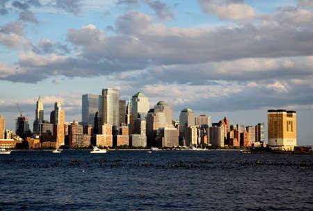 The Lower Manhattan Skyline New York City photo