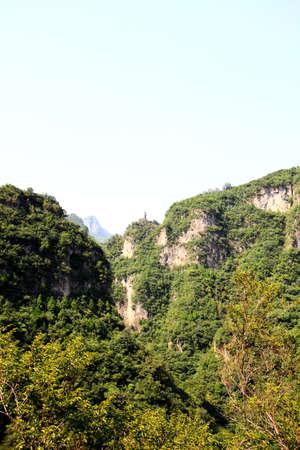 ゆん太山、世界地質公園、AAAAA 風景サイト中国の風景