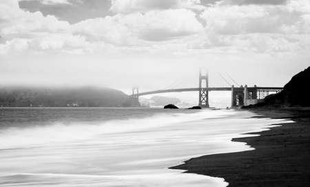 Golden Gate Bridge in San Francisco USA photo