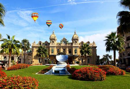 monte carlo: The Grand Casino Monte Carlo Monaco