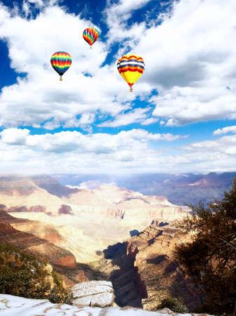 Grand Canyon National Park in Arizona, USA    photo