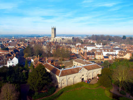 Warwickshire - a day trip from London in UK photo