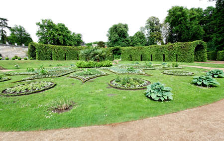 Garden of Sanssouci Palace in Potsdam Germany on UNESCO World Heritage list Stock Photo - 7374344