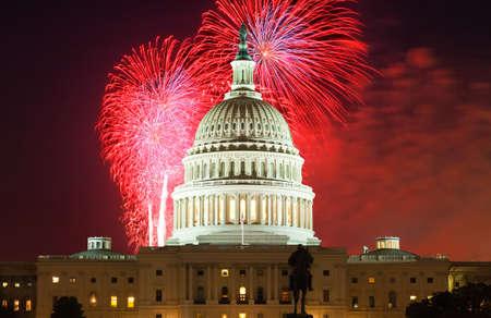 United States Capitol Building in Washington DC Stock Photo - 9177800