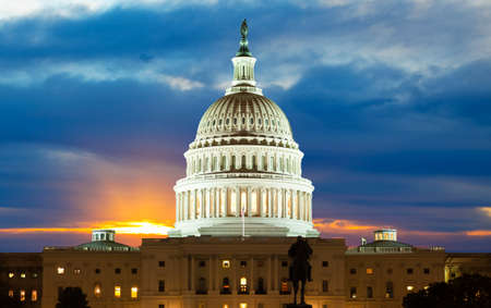 capitol hill: United States Capitol Building in Washington DC