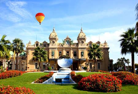 carlo: The Grand Casino Monte Carlo Monaco