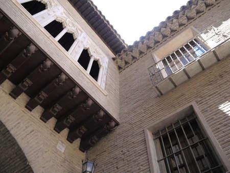 zaragoza: Islamic Architecture, Zaragoza, Spain