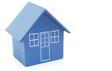 Model house with copy space Stock Photo - 3481804
