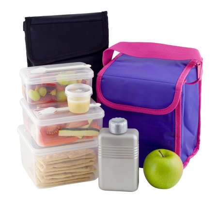 Healthy kids lunch photo
