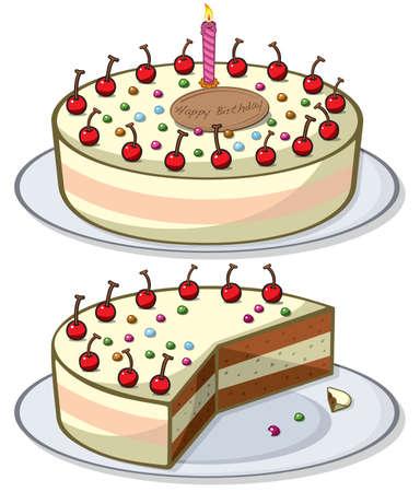 torte: nut cake