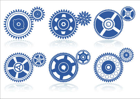 gearshift: gears set A