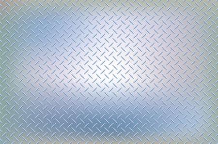 iron background Stock Vector - 13016810